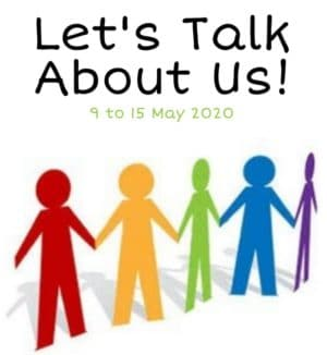 Let´s Talk About us website