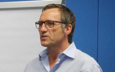 Tilman Zschiesche neuer IHS-Geschäftsführer